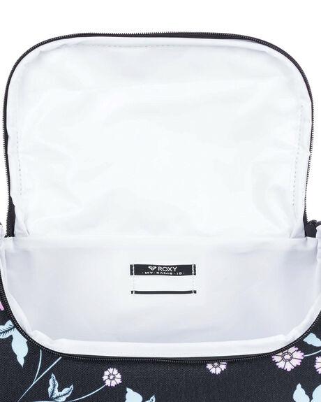ANTHRACITE BOKA WOMENS ACCESSORIES ROXY BAGS + BACKPACKS - ERGAA03080-KVJ2