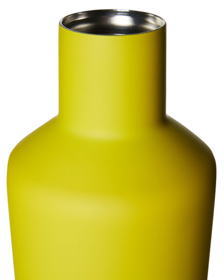 NEON YELLOW MENS ACCESSORIES CORKCICLE DRINKWARE - CI2CNYLYYLLW