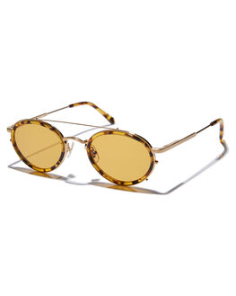 GOLD WIRE TOKYO TORT MENS ACCESSORIES CRAP SUNGLASSES - RIDDS761MTGWTT