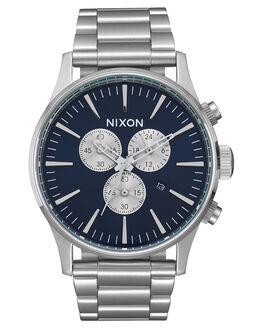 BLUE SUNRAY MENS ACCESSORIES NIXON WATCHES - A3861258