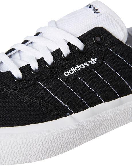 CORE BLACK WOMENS FOOTWEAR ADIDAS SNEAKERS - SSEE6090CBLKW
