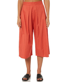COPPER TAN WOMENS CLOTHING AFENDS PANTS - W184400CTAN