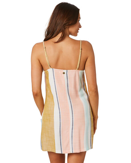 MULTI WOMENS CLOTHING RIP CURL DRESSES - GDRND98817