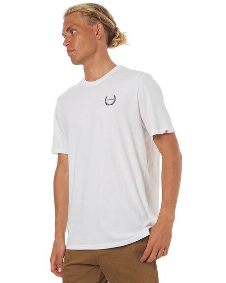 OPTIC WHITE MENS CLOTHING ELEMENT TEES - 174006OWHT