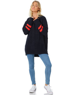DEEP SEA WOMENS CLOTHING BILLABONG KNITS + CARDIGANS - 6586794DPS