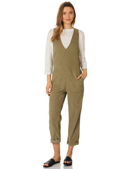 MOSS WOMENS CLOTHING RHYTHM PLAYSUITS + OVERALLS - APR19W-JS06-MOS