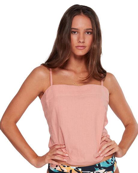 CLAY WOMENS CLOTHING BILLABONG FASHION TOPS - BB-6592091-C24