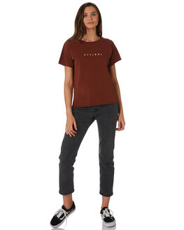 PORT WOMENS CLOTHING THRILLS TEES - WTW9-101HPORT