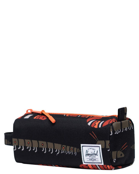CREEPERS BLACK KIDS BOYS HERSCHEL SUPPLY CO OTHER - 10071-03259-OSCPBLK