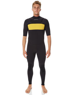 BLACK NOODLE SURF WETSUITS NARVAL WETSUITS STEAMERS - NW-MBC6008BLKND