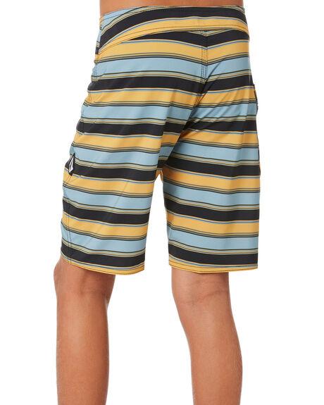 COOL BLUE KIDS BOYS VOLCOM BOARDSHORTS - C0812033CLU