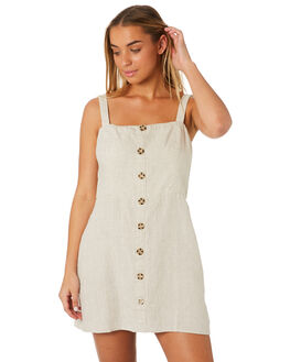 SAND WOMENS CLOTHING RHYTHM DRESSES - JUL19W-DR01SAND