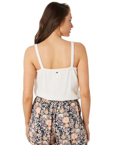 WHITE WOMENS CLOTHING O'NEILL FASHION TOPS - 5721202WHT