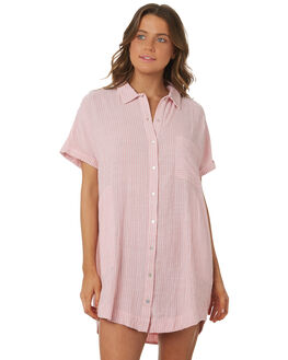 FLAMINGO WOMENS CLOTHING RHYTHM DRESSES - OCT18W-DR07FLA