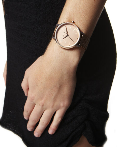 ALL ROSE GOLD WOMENS ACCESSORIES NIXON WATCHES - A099897ROSE