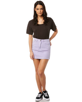 SLATER PURPLE WOMENS CLOTHING INSIGHT SKIRTS - 5000001041PURP
