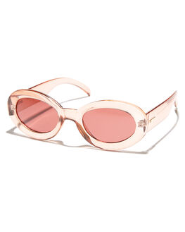CRYSTAL SAND WOMENS ACCESSORIES MINKPINK SUNGLASSES - MNP1808205CRYSD