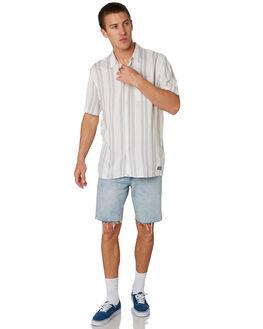 WHITE MENS CLOTHING BILLABONG SHIRTS - 9582211MWHT