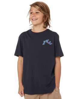BLUE NIGHTS KIDS BOYS RUSTY TOPS - TTB0632BNI