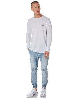 BLONDE WASH MENS CLOTHING ZANEROBE PANTS - 714-METBLOND