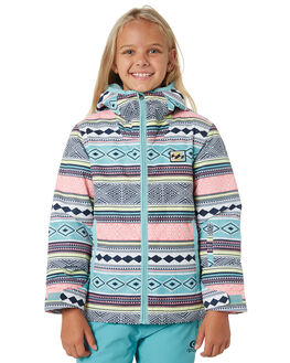 AZTEC BLUE BOARDSPORTS SNOW BILLABONG GIRLS - L6JG02SAZTBL