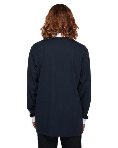 NAVY MENS CLOTHING BILLABONG SHIRTS - BB-9591156-NVY