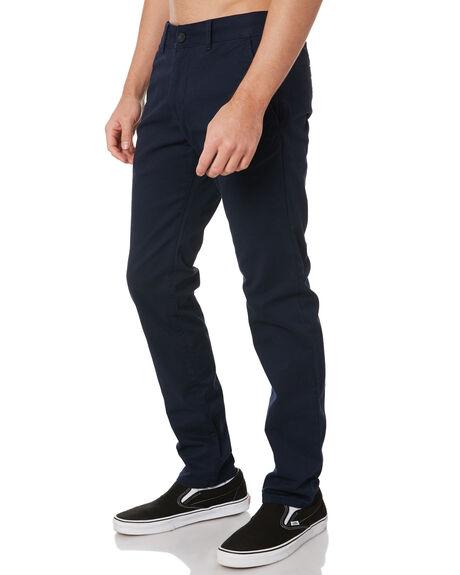 MIDNIGHT MENS CLOTHING DR DENIM PANTS - 2010113228MDNT