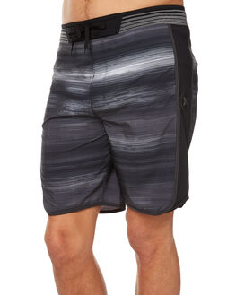 BLACK MENS CLOTHING HURLEY BOARDSHORTS - MBS000765000A