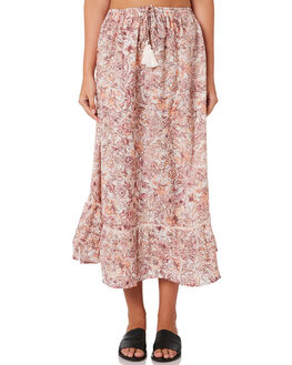 PEARL FLORAL WOMENS CLOTHING O'NEILL SKIRTS - 4821101PRF
