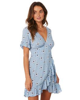 247bb859e45e BLUE WOMENS CLOTHING TIGERLILY DRESSES - T393447BLU