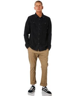 BLACK MENS CLOTHING BILLABONG SHIRTS - 9581212BLK