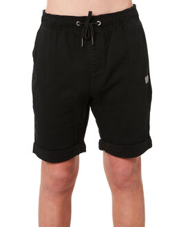BLACK KIDS BOYS BILLABONG SHORTS - 8572712BLK