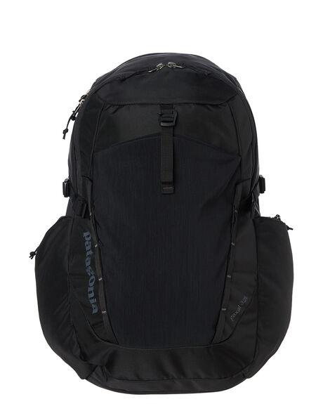 BLACK MENS ACCESSORIES PATAGONIA BAGS + BACKPACKS - 48046BLK