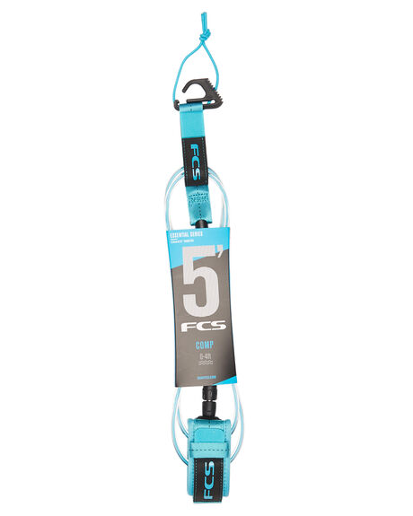 BLUE SURF HARDWARE FCS LEASHES - 2019-BLU-05FBLU