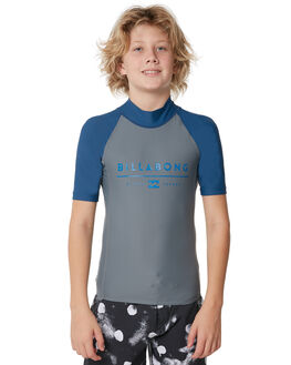 GRAPHITE SURF RASHVESTS BILLABONG BOYS - 8771010GPT