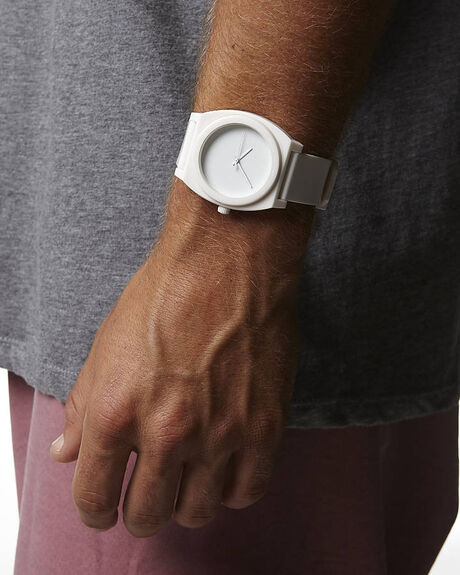 WHITE MENS ACCESSORIES NIXON WATCHES - A119100
