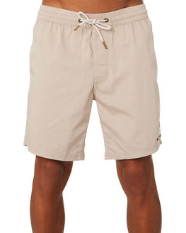 TAN MENS CLOTHING BARNEY COOLS BOARDSHORTS - 800-CC3TAN
