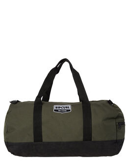 FOREST GREEN MENS ACCESSORIES RIP CURL BAGS + BACKPACKS - BTRGC20056