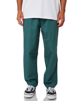 MALLARD GREEN MENS CLOTHING POLAR SKATE CO. PANTS - PSC-SURF-MAL