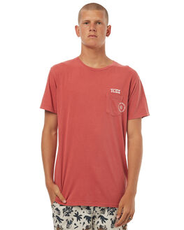 CHILLI MENS CLOTHING THE CRITICAL SLIDE SOCIETY TEES - SWT1703CHLI