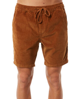LIGHT WALNUT MENS CLOTHING KATIN SHORTS - WSKOR00LWAL