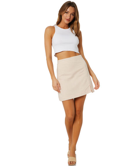 NUDE WOMENS CLOTHING NUDE LUCY SKIRTS - NU23959NDE