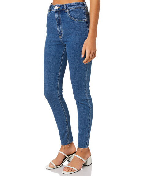 INNER CITY WOMENS CLOTHING ABRAND JEANS - 71768-4984