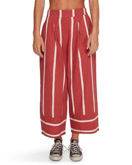 SPICE WOMENS CLOTHING BILLABONG PANTS - BB-6592402-S85