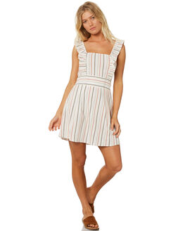 MULTI WOMENS CLOTHING BILLABONG DRESSES - 6595501MUL