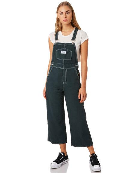 DARK BOTTLE WOMENS CLOTHING STUSSY PLAYSUITS + OVERALLS - ST197608BOTT