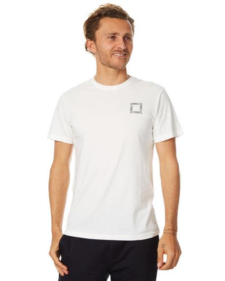 NATURAL MENS CLOTHING THRILLS TEES - TS7-114ANAT