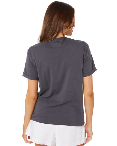 GRAPHITE WOMENS CLOTHING RIDERS BY LEE TEES - R-551765-609