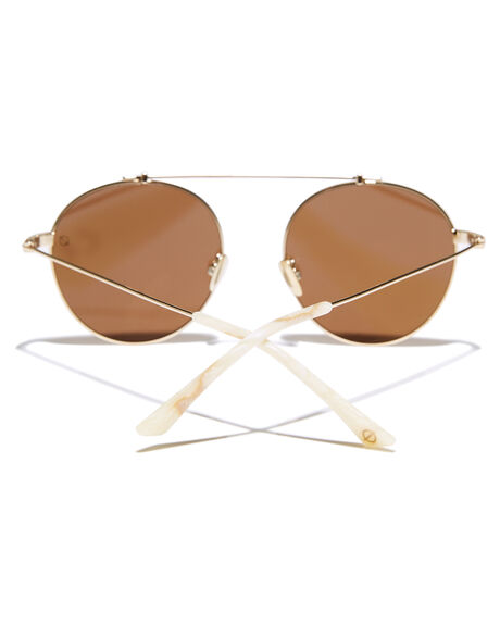 GOLD POLISHED MENS ACCESSORIES EPOKHE SUNGLASSES - 3003-GLDPOBRZGLDPL