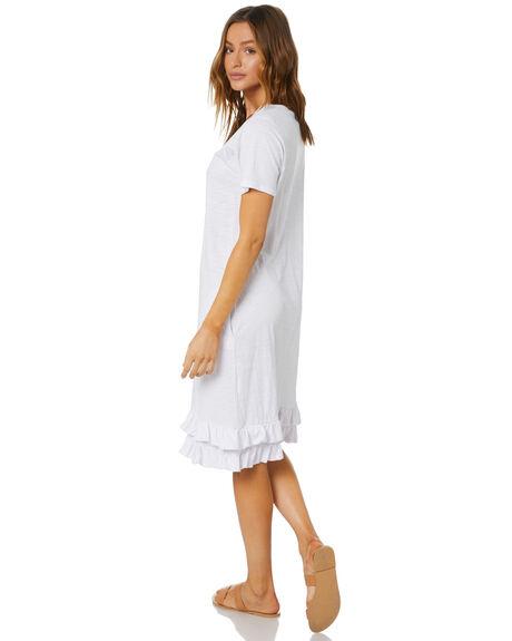 WHITE WOMENS CLOTHING BETTY BASICS DRESSES - BB275S20WHT